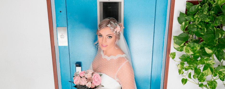 La elección de Desirée para su boda