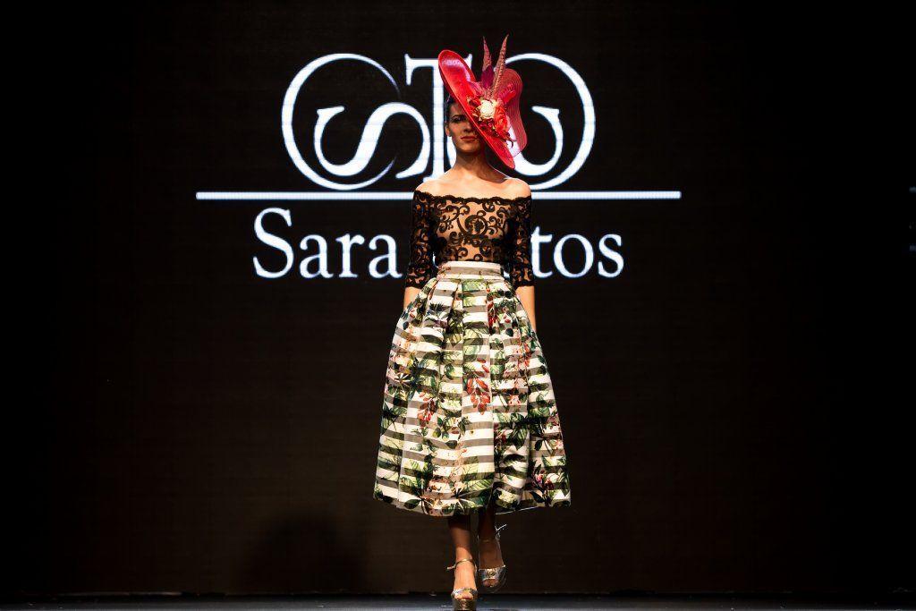 Invitada perfecta | Vestido de fiesta | Diseñadora Sara Ostos