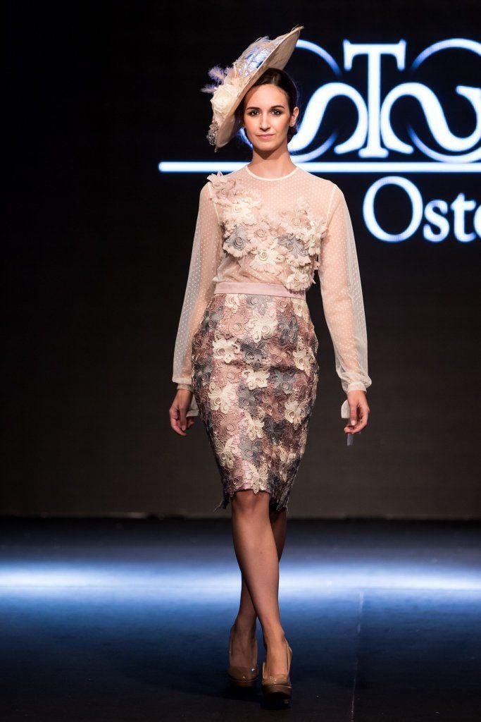 Diseñadora Sara Ostos - Acierta con el look de invitada a una comunión