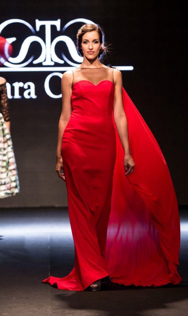 Vestido de noche | Diseñadora Sara Ostos | Vestido de fiesta | Vestido de madrina