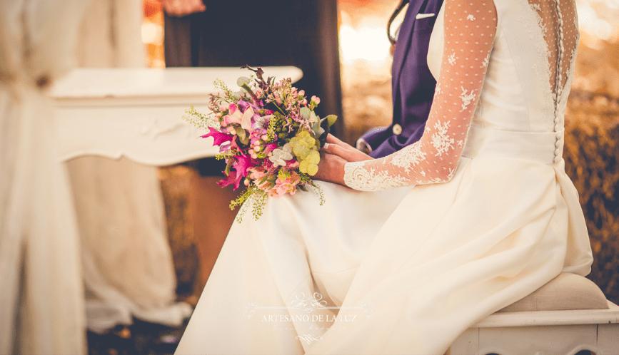 La elección de Silvia para su boda