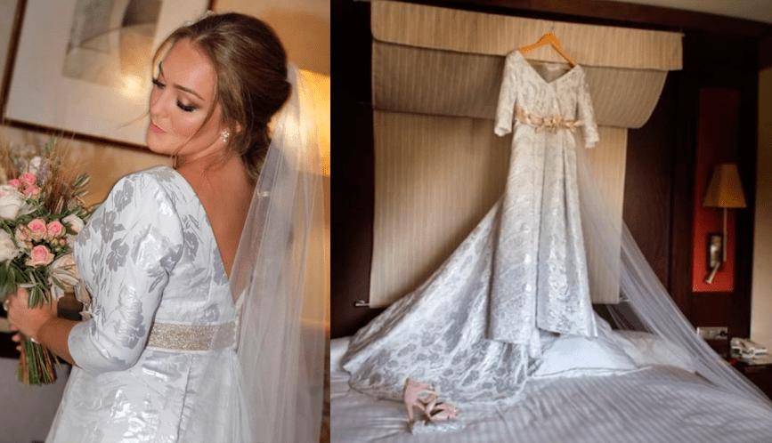 La elección de Miriam para su boda