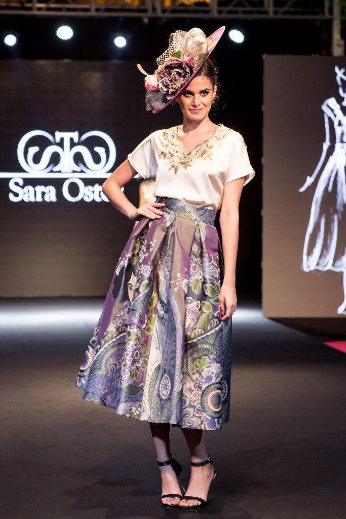 Diseño corte midi | Diseñadora Sara Ostos