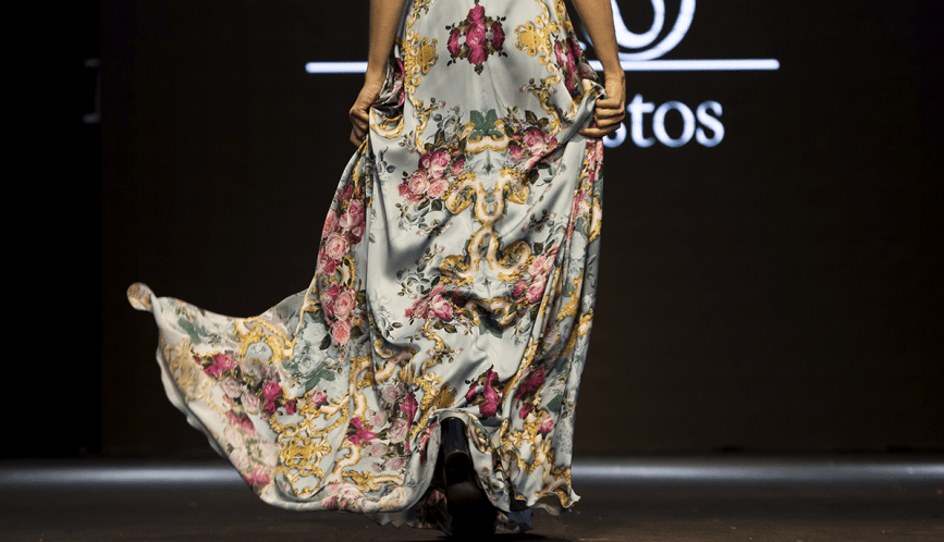 Estampado de damasco: clásico, formal y elegante