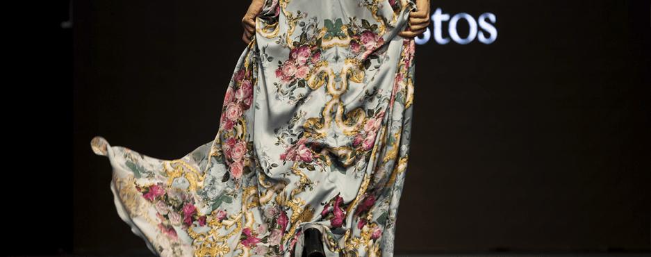 Estampado de damasco: clásico, formal y elegante