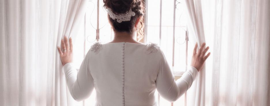 La elección de Irene para su boda