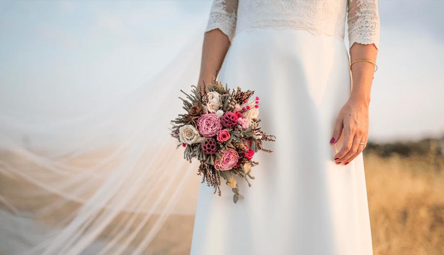 La elección de María José para su boda