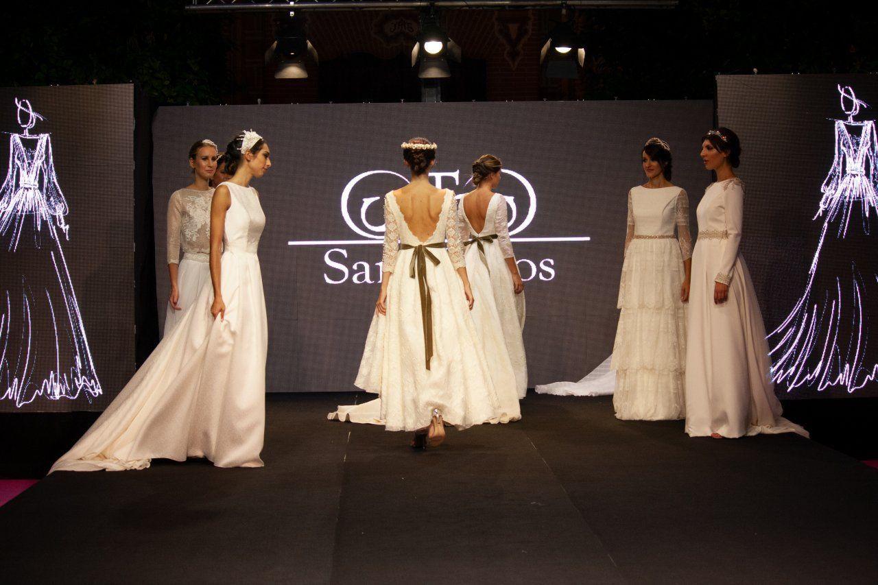 Vestidos de novia - Diseñadora de moda - Sara Ostos