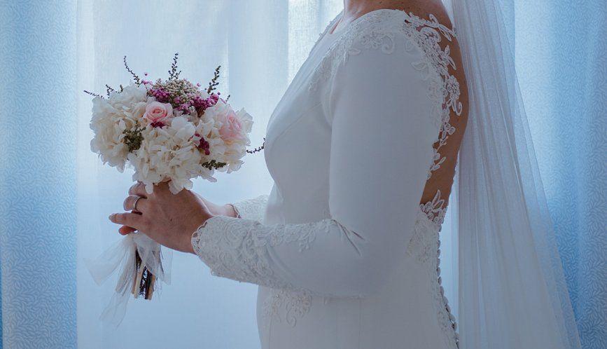 La elección de Purificación Escribano para su boda